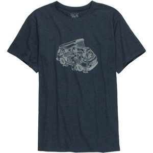 Mountain Hardwear Van Life T-Shirt - Short-Sleeve - Men's