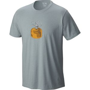 Mountain Hardwear Can Of Fuel T-Shirt - Short-Sleeve - Men's