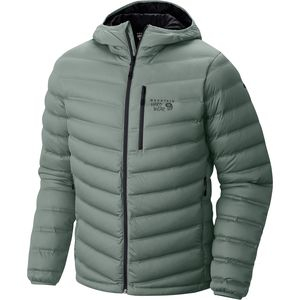 Mountain Hardwear StretchDown Hooded Jacket - Men's