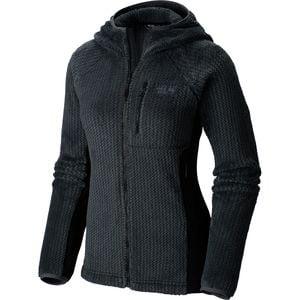 Mountain Hardwear Monkey Woman Pro Hooded Fleece Jacket - Women's Reviews