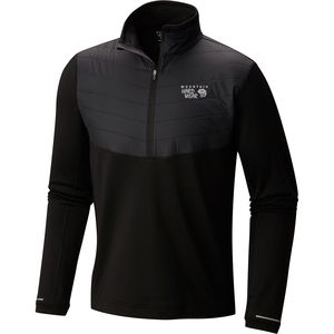 Mountain Hardwear 32 Degree Insulated Fleece Jacket -1/2-Zip - Men's