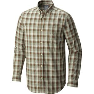 Mountain Hardwear Keller Plaid Shirt - Men's