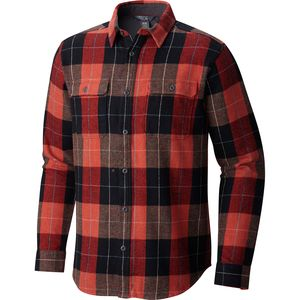 Mountain Hardwear Walcott Long-Sleeve Shirt - Men's