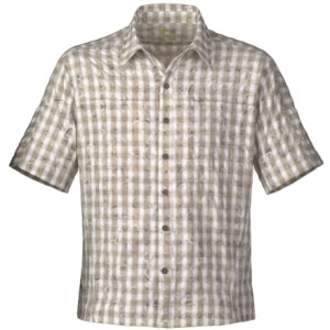Mountain Hardwear Chisolm Button-Down Short-Sleeve Shirt - Mens