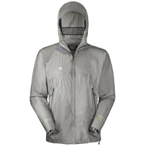 photo: Mountain Hardwear Men's Quark Jacket waterproof jacket