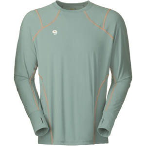 Mountain Hardwear Belay T-Shirt - Long-Sleeve - Mens