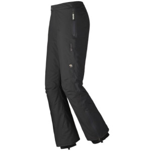 photo: Mountain Hardwear Insulated Stretch Piste Pant