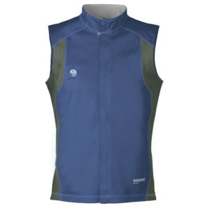 Mountain Hardwear Transition Softshell Vest - Mens