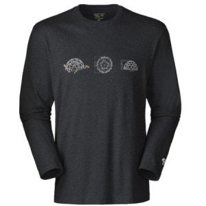 Mountain Hardwear Space Station T-Shirt - Long-Sleeve - Mens