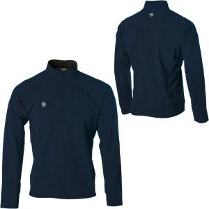 photo: Mountain Hardwear Men's Chockstone 1/2 Zip Pullover long sleeve performance top