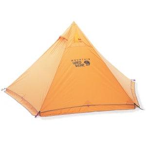 photo: Mountain Hardwear Kiva tarp/shelter