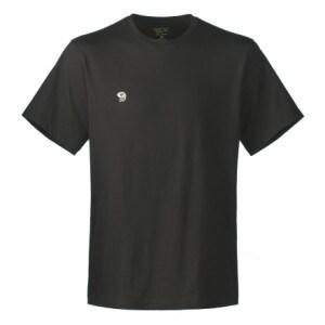 Mountain Hardwear Logo T-Shirt - Short-Sleeve - Mens