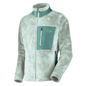 Mountain Hardwear Monkey Fleece Jacket - Girls
