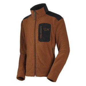Mountain Hardwear Kapow Fleece Jacket - Boys