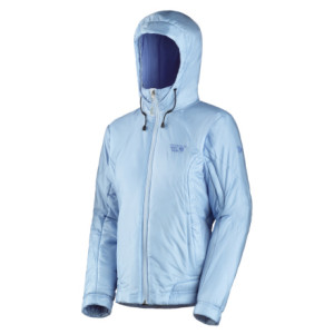 Mountain Hardwear Hooded Insulated Compressor PL Jacket - Womens