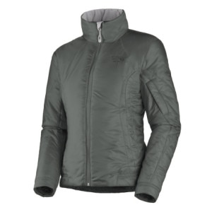 Mountain Hardwear Compressor PL Insulated Jacket - Womens
