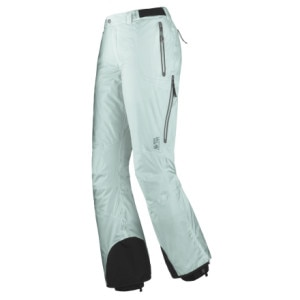 photo: Mountain Hardwear Piste Pants soft shell pant
