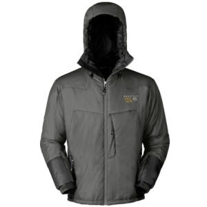 Mountain Hardwear Hooded Compressor Insulated Jacket - Mens