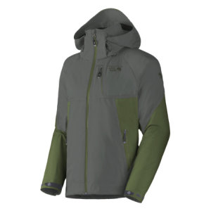 photo: Mountain Hardwear Kramer Jacket soft shell jacket