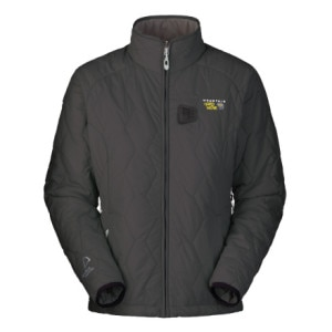 photo: Mountain Hardwear Radiance Jacket synthetic insulated jacket