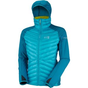 Millet LD Hybrid Langtang Hooded Down Jacket - Women's