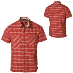 Millet Check In Shirt - Short-Sleeve - Mens