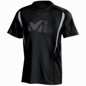 Millet Expert Logo T-Shirt - Short-Sleeve - Mens
