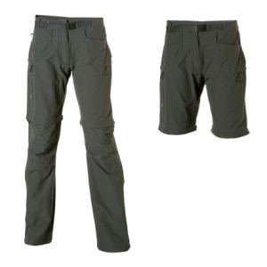 photo: Millet Women's Trek Stretch Zip Off Pant hiking pant