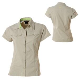 Millet Departure Stretch Shirt - Short-Sleeve - Womens