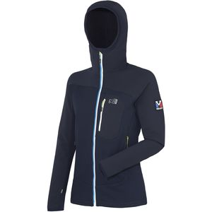 Millet Trilogy Fleecewool Hooded Jacket - Women's