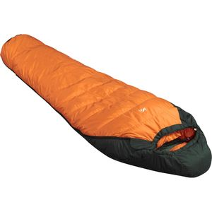 Millet Dreamer Composite 1000 Long Sleeping Bag: 34 Degree Synthetic