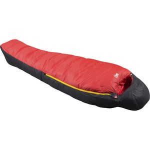 Millet World Roof Sleeping Bag: -4 Degree Down