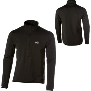 photo: Millet Stretch Tech Pullover base layer top
