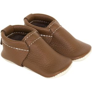 Minimoc Elk Fringeless Shoe - Toddler Boys'