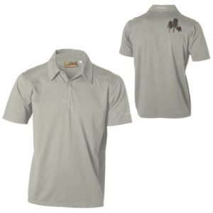 Mission Playground Gilley Top Polo Shirt - Mens