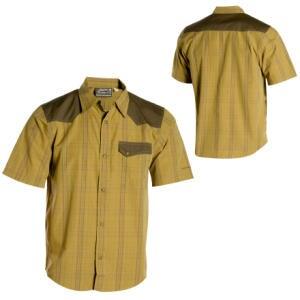 Mission Playground Wyatt Button-Down Short-Sleeve Shirt - Mens