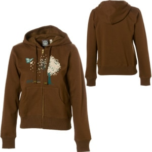 Mission Playground Empress Full-Zip Hooded Sweatshirt - Womens