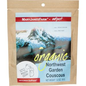 Mary Janes Farm Organic Northwest Garden Couscous