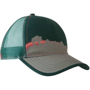 Mountain Khakis Free To Roam Trucker Hat