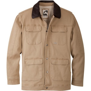 Mountain Khakis Ranch Shearling Jacket - Men's