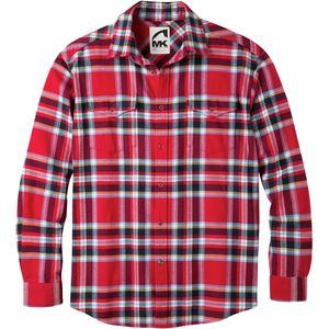 Mountain Khakis Teton Flannel Shirt - Long-Sleeve - Men's
