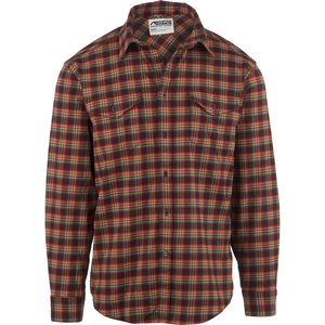 Mountain Khakis Peaks Flannel Shirt - Long-Sleeve - Men's