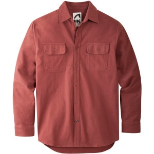 Mountain Khakis Ranger Chamois Shirt - Long-Sleeve - Men's