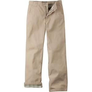 Mountain Khakis Original Mountain Pant - Flannel-Lined - Men's