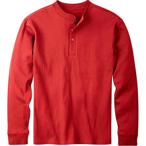 Mountain Khakis Trapper Henley Shirt - Men's
