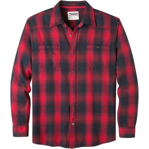 Mountain Khakis Saloon Flannel Shirt - Long-Sleeve - Men's