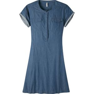 Mountain Khakis Amie Indigo Dress - Women's