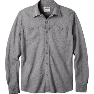 Mountain Khakis Yak Herringbone Shirt - Men's