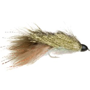 Montana Fly Company Coffey's CH Sparkle Minnow - 4-Pack