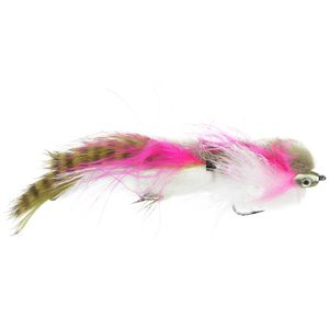 Montana Fly Company Strolis' Ice Pick Streamer - 3-Pack